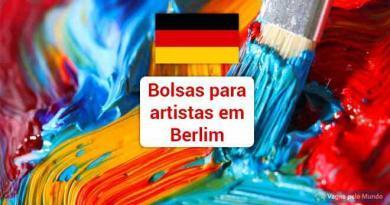 Bolsas de estudos para artistas na Alemanha