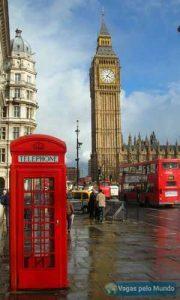 Londres - Foto: Reprodução Wikipédia