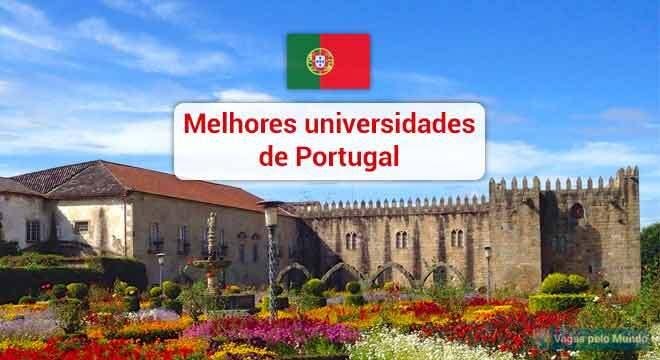 Conheça as melhores universidades de Portugal