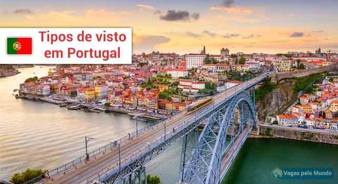 Visto para morar em Portugal