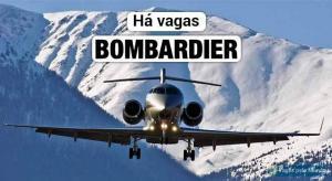 Bombardier esta contratando