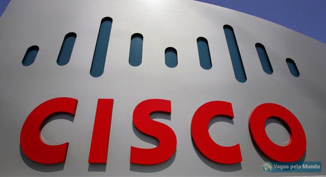 Cisco Systems esta contratando em todo o mundo