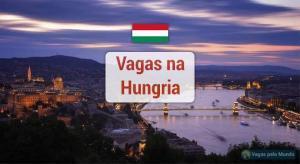 Vagas na Hungria