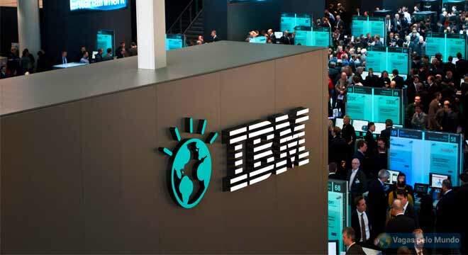 IBM esta contratando em todo o mundo