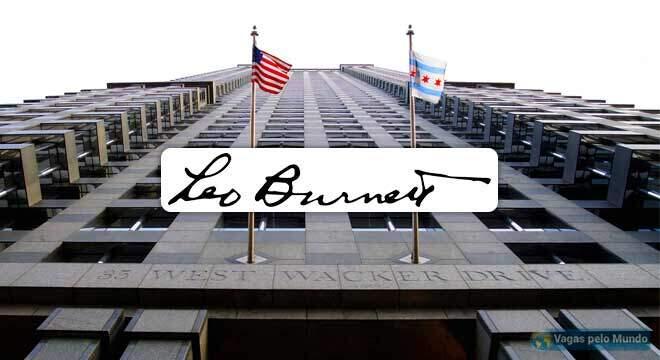 Leo Burnett esta contratando em seis paises