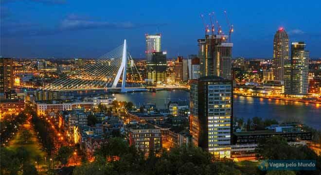 Emprego na Holanda