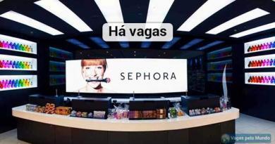 Vagas na Sephora