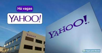 Yahoo esta contratando em varios paises