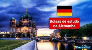 Alemanha tem bolsas de estudos para brasileiros