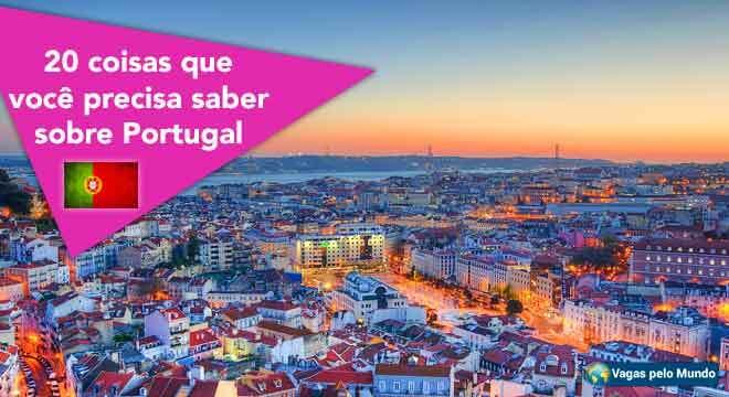 o que voce precisa saber sobre Portugal