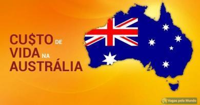 Quanto custa viver na Australia