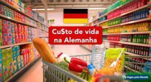 Custo de vida na Alemanha