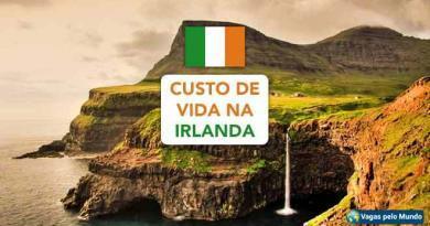 Custo de vida na Irlanda