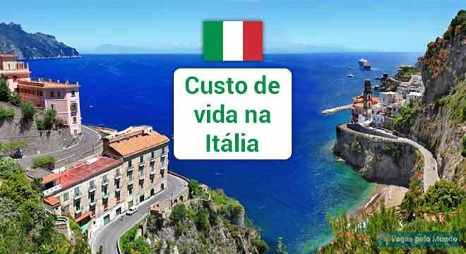 Custo de vida na Italia