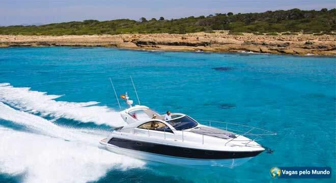 Ibiza tem vagas para limpadores de barcos e lanchas