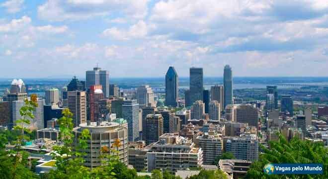 Vagas para profissionais em Quebec