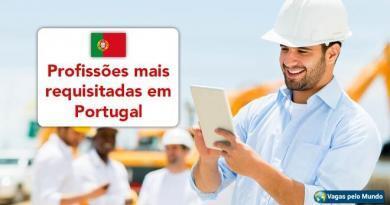 Conheca as profissoes em alta em Portugal