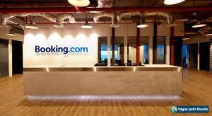 Vagas no Booking pelo mundo