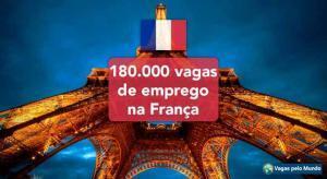 Vagas na Franca