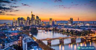 Vagas em Frankfurt