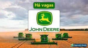 John Deere esta contratando