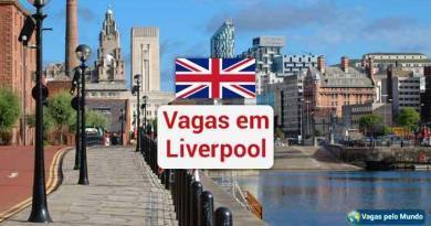 Vagas em Liverpool