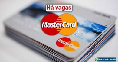 Vagas na MasterCard
