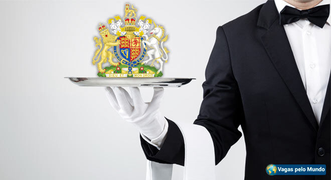 Monarquia inglesa esta contratando