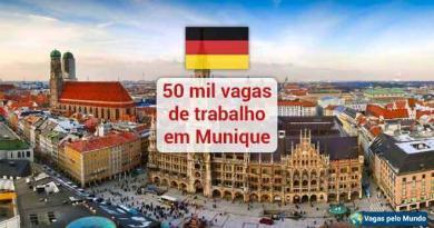 Vagas na Alemanha