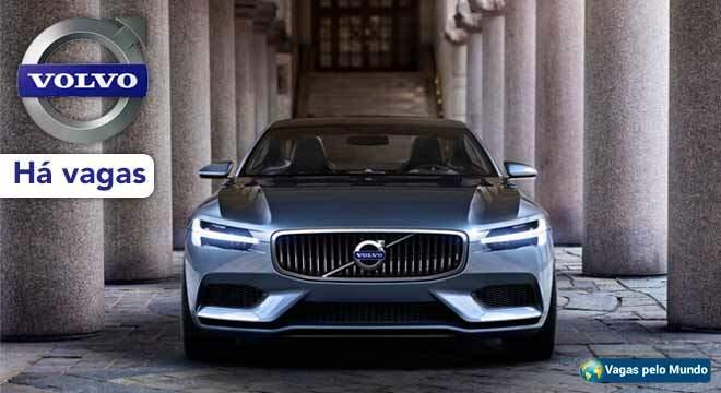 Vagas abertas na Volvo