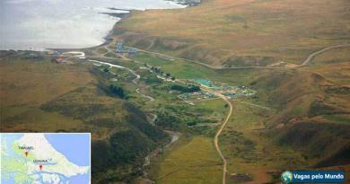 Pequena cidade do Chile quer novos moradores