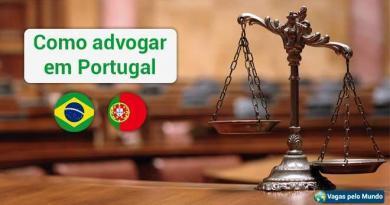 Atuar como advogado em Portugal