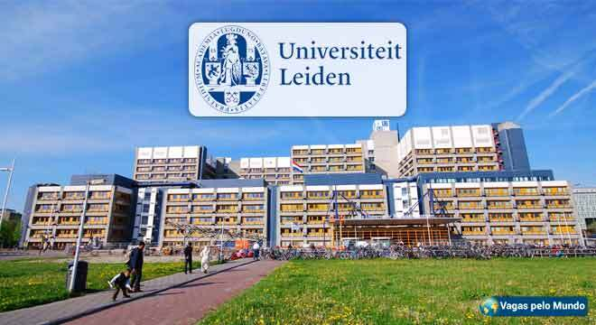 Universidade de Leiden tem bolsas de estudos