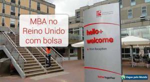 Universidade da Inglaterra tem bolsas de estudo para MBA