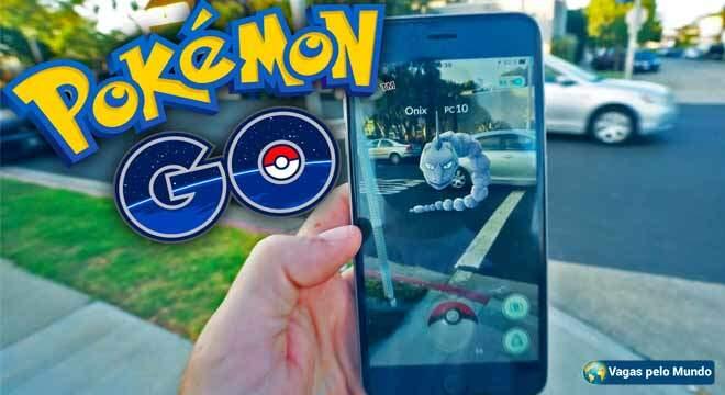 Jogar Pokemon Go no trabalho pode causar demissao por justa causa