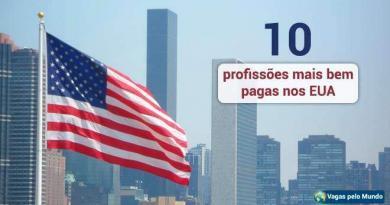 Saiba quais sao os profissionais com os salarios mais altos nos EUA