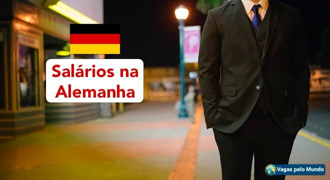 Salarios na Alemanha