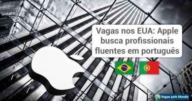 Apple esta contratando