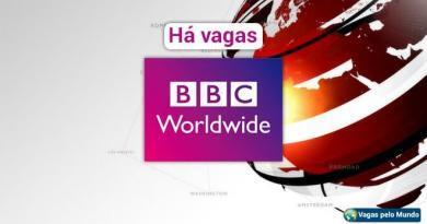 BBC Worldwide esta contratando em diversos paises