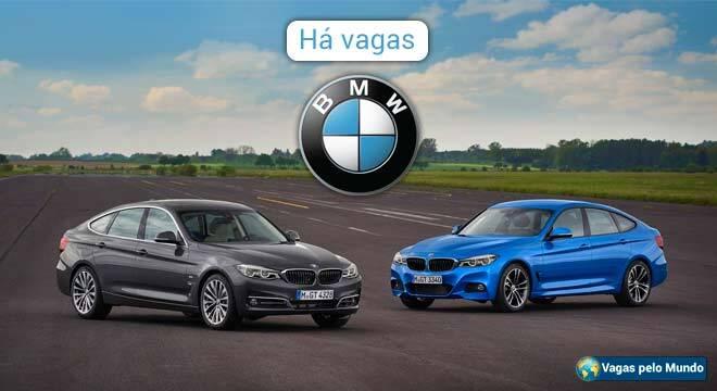 Vagas na BMW