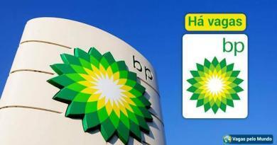 BP esta contratando em diversos paises do mundo