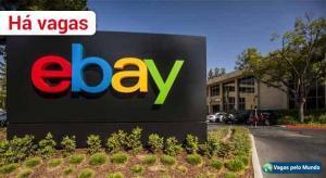 Vagas abertas no eBay