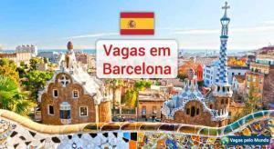 Vagas em Barcelona