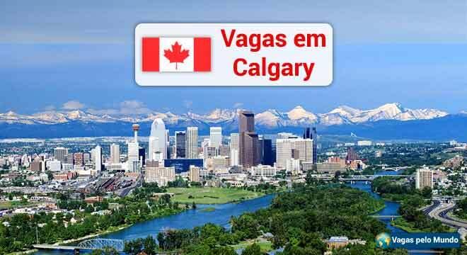 Vagas em Calgary