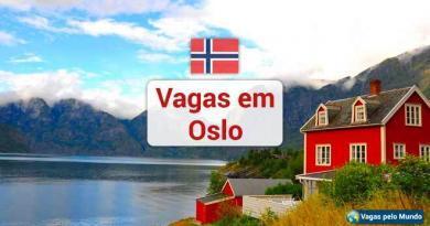 Vagas em Oslo