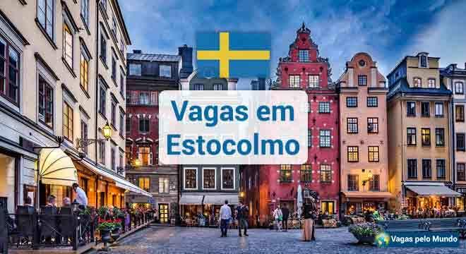Emprego na Suecia