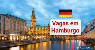 Hamburgo tem milhares de vagas de emprego
