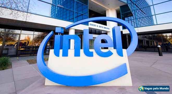 Intel esta contratando em varios paises do mundo