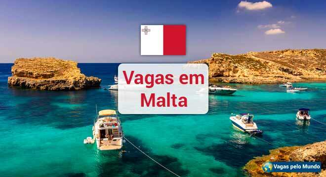 Vagas em Malta
