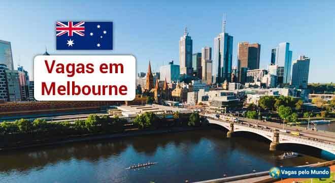 Vagas abertas em Melbourne